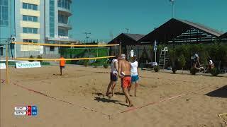 """Пляжный волейбол """"РЕАЛ"""" -  """"ВАГРА"""""""