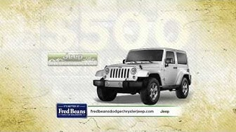 Fred Beans Dodge Chrysler Jeep Ram - Jeep Celebration Event