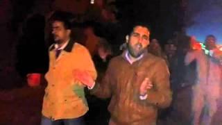 المسيرة العفوية بعد نبأ إستشهاد المعتقل السياسي صيكا براهيم