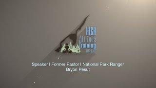 High Altitude Speaker | Bryon -