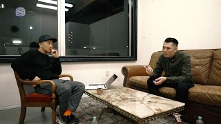 YouTube動画:INTERVIEW FILE : MIC大将 <interviewer : ILL-BOSSTINO (THA BLUE HERB)>