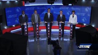 Democratic gubernatorial debate Part 1