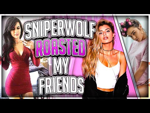 Thumbnail: SSSniperwolf Roasted My Friends (FT. Alissa Violet & Sommer Ray)