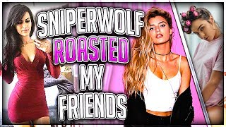 SSSniperwolf Roasted My Friends (FT. Alissa Violet & Sommer Ray) thumbnail