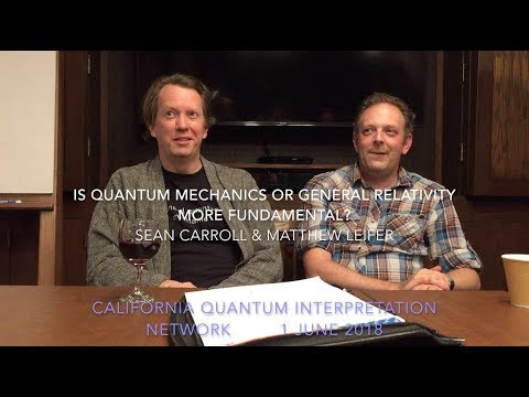 Is Quantum Mechanics or General Relativity More Fundamental?