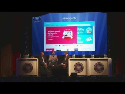 Interview: Siroop an der E-Commerce Connect 2016