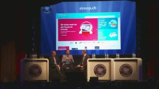 Interview: Siroop an der E-Commerce Connect 2016