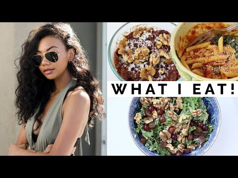 👙 WHAT I EAT IN A DAY TO STAY HEALTHY #7