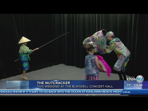 Ballet Hawaii presents The Nutcracker