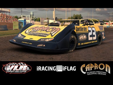 VLR South Texas Speedway Winter Super Series   Charlotte Feature