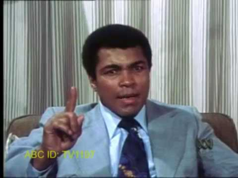 MUHAMMAD ALI: On This Day Tonight (1976)