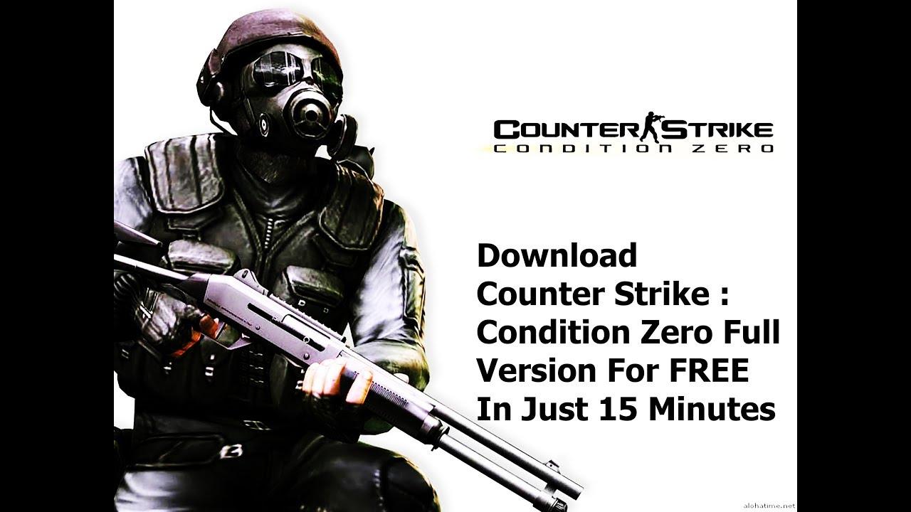 install counter strike condition zero