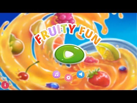 Fruity Fun - A kids-friendly mobile game