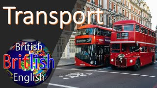 Transport | Learn English | Vocabulary