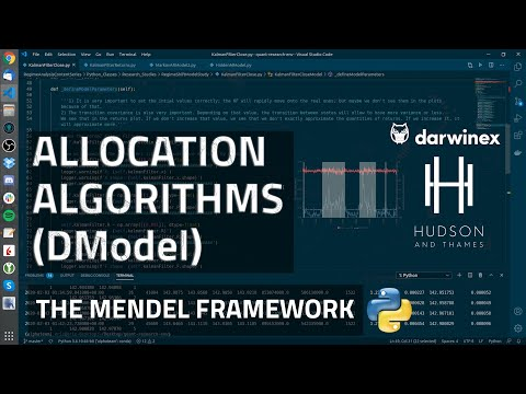 1.5) Portfolio Weights Allocation Algorithm | The Mendel Framework