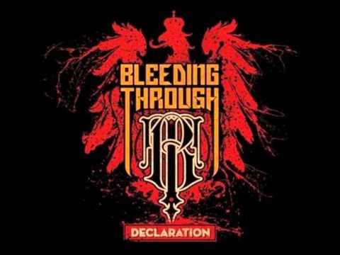 Death Anxiety by Bleeding Through (lyrics in description)