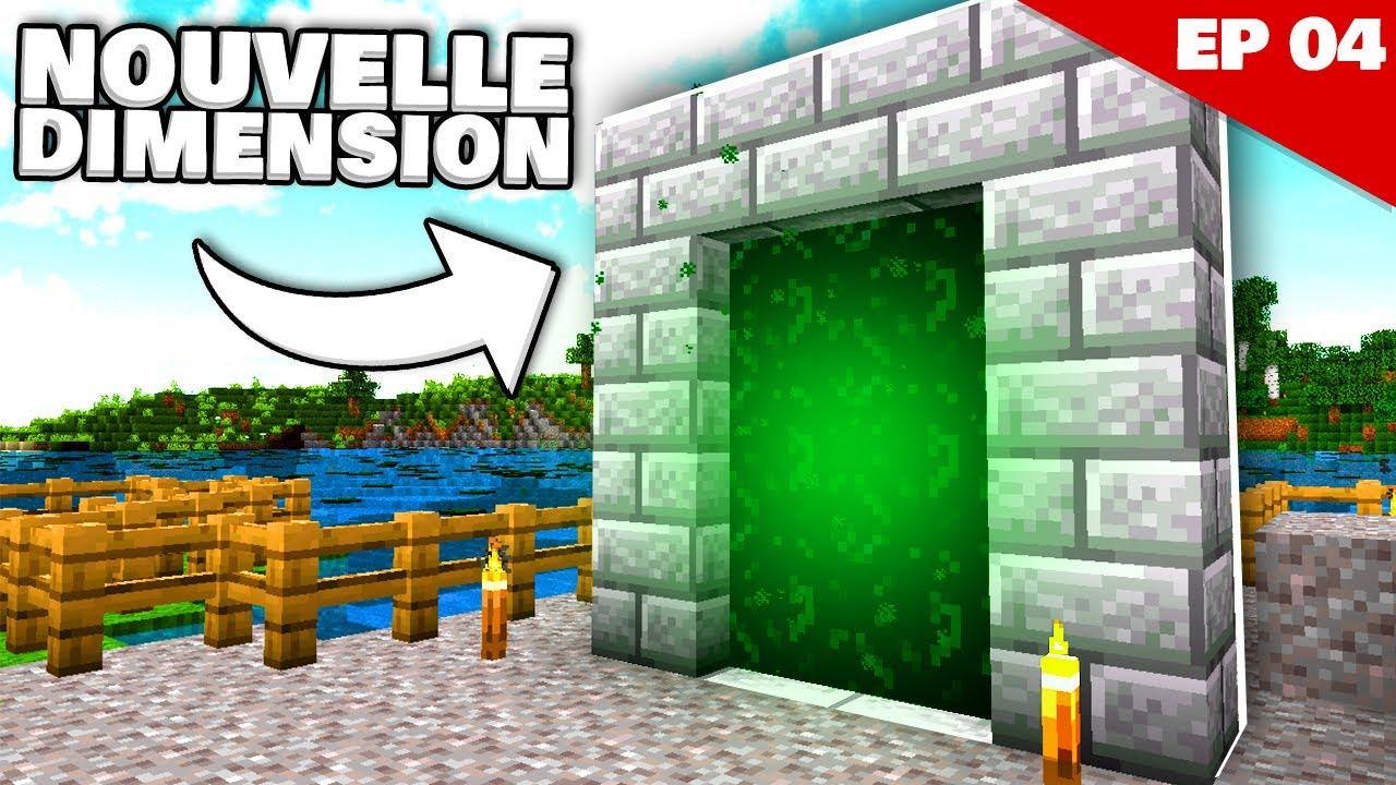 EXPLORATION D'UNE NOUVELLE DIMENSION ! | SiphAdventure S2 EP 04