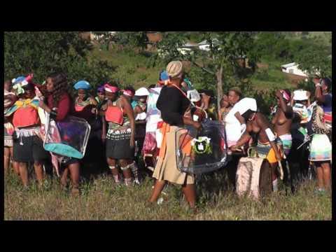 Zulu Tradition: Memulo noMembeso (Mr & Mrs Makhoba ) Part 3
