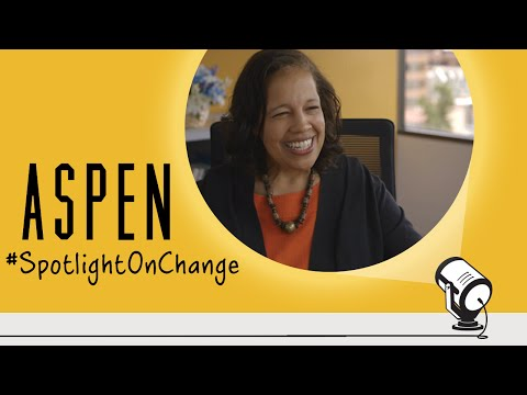 Helping Americans Gain Long-Term Financial Success | The Aspen Institute #SpotlightOnChange