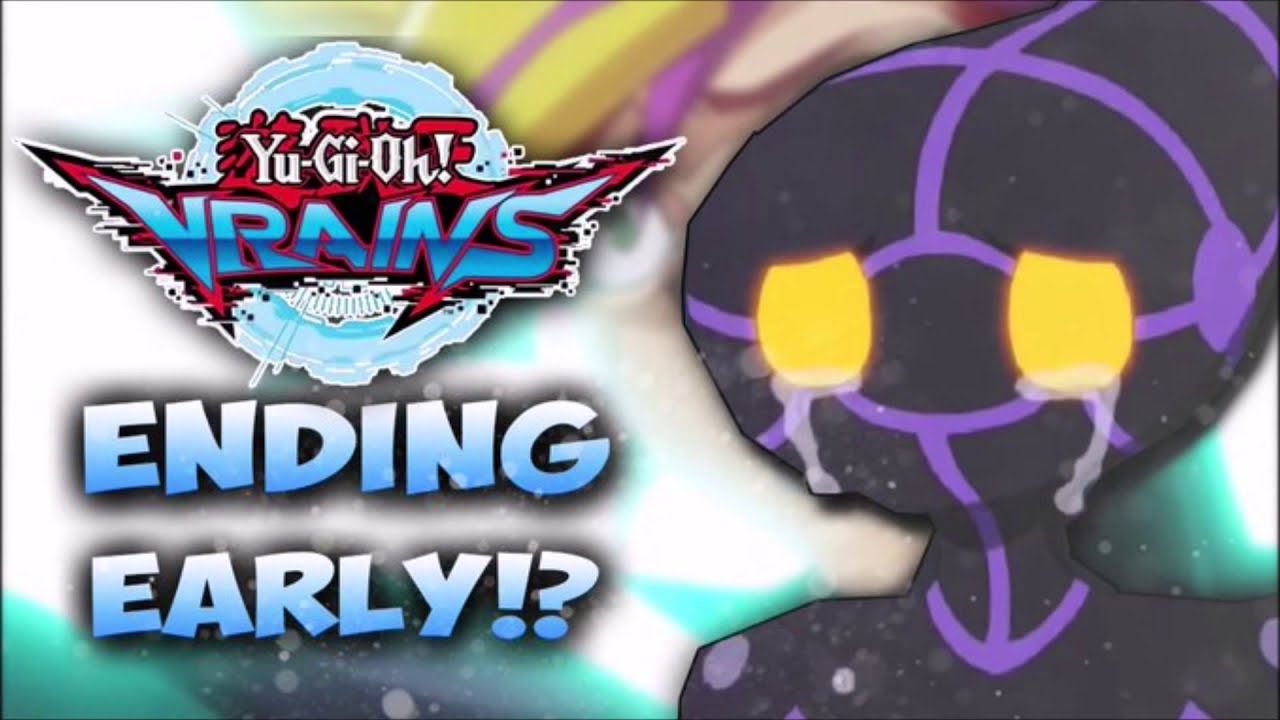 Yu Gi Oh VRAINS ending early annouce