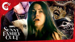 "SUNNY FAMILY CULT | ""Violence In Her Soul"" | Short Horror Film | Crypt TV"