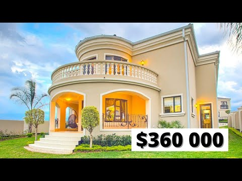 Luxury house tour Johannesburg │ South Africa