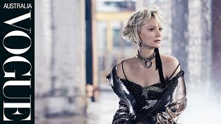 Watch: Mia Wasikowska for Vogue Australia July 2016