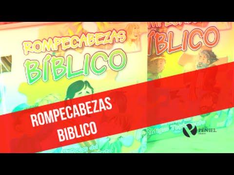 Rompecabezas Biblico