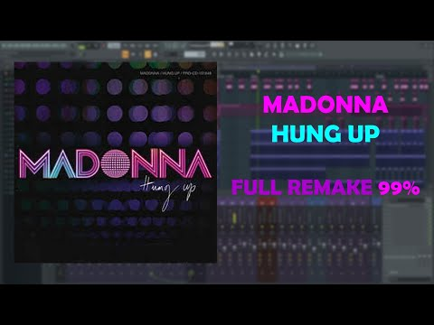 Madonna - Hung Up (FULL REMAKE 99%) *Not Clickbait*