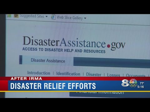 Locations open in Tampa to help residents apply for FEMA aid