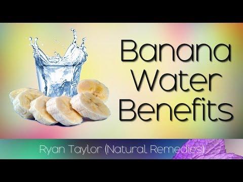 Banana Water: Benefits (for Sleep)
