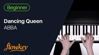 Dancing Queen – ABBA (piano easy version)