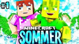 Das DURCHGEKNALLTE ABENTEUER?! - Minecraft SOMMER #01 [Deutsch/HD]