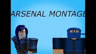 Arsenal Montage 2 | ROBLOX |