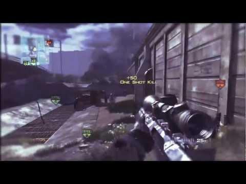 MW3- BAvK|clan Montage- Vision