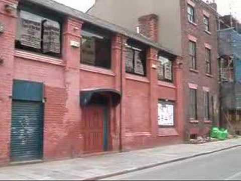 Seel Street, Liverpool, Merseyside, England