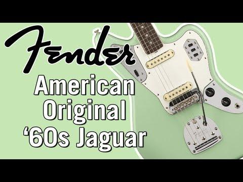 Fender American Original '60s Jaguar Full Demo