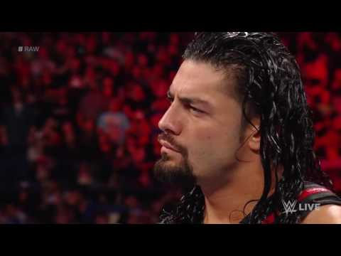 Roman Reigns has a chilling encounter with The Undertaker  Raw, March 6, 2017 1