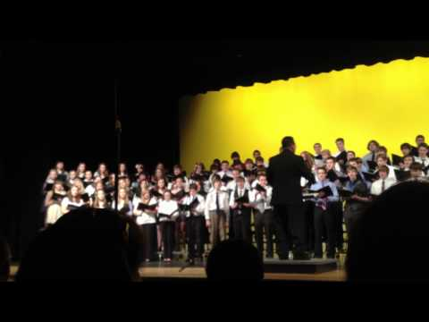 Niska Banja - Maine District II Choir 2012