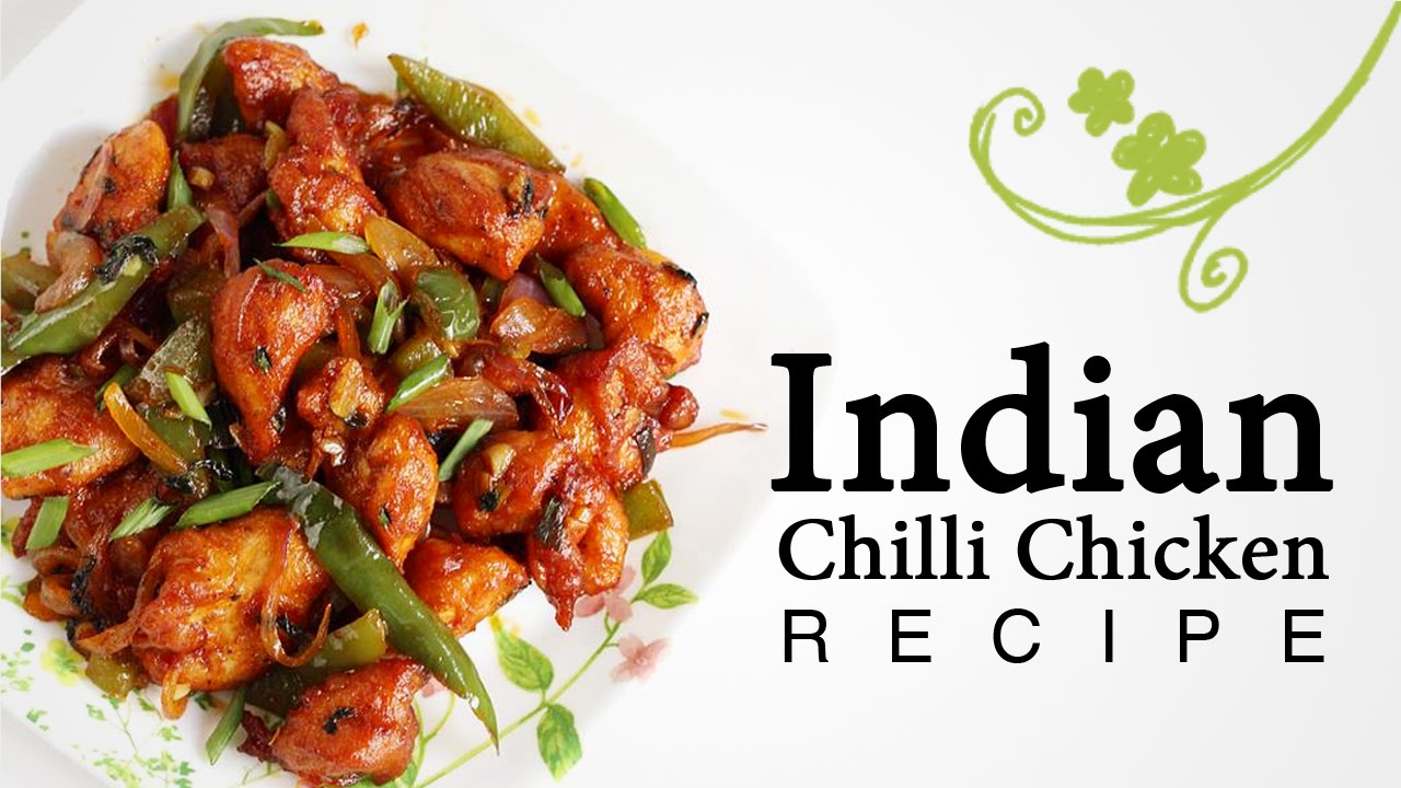 Chilli chicken in restaurant style easy indian chicken recipes at chilli chicken in restaurant style easy indian chicken recipes at home youtube forumfinder Image collections