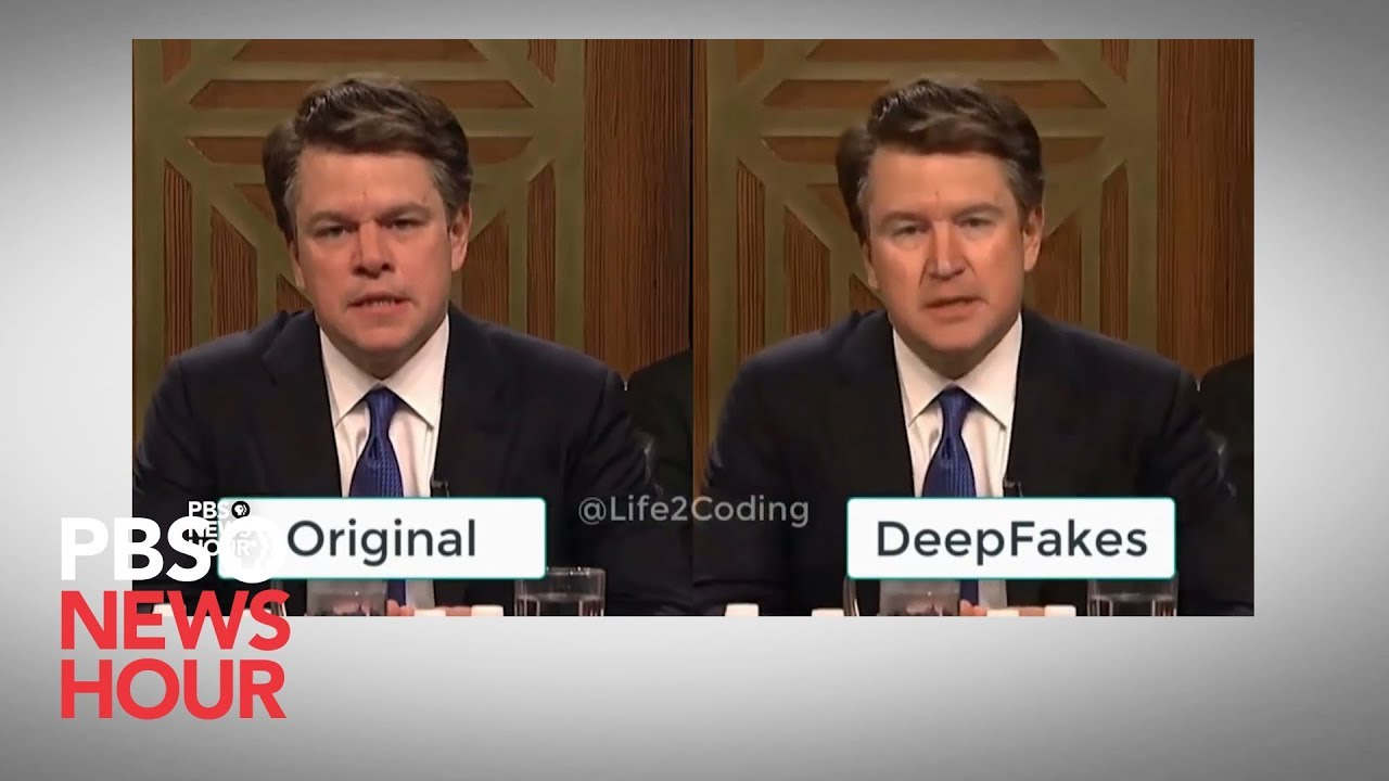Why 'deepfake' videos are becoming more difficult to detect - Miles