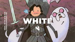 "BASE DE RAP - ""WHITE"" - TRAP BEAT HIP HOP INSTRUMENTAL (Prod. Fx-M Black)"