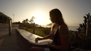 GoPro: Chloé Calmon Surfs Rio de Janeiro