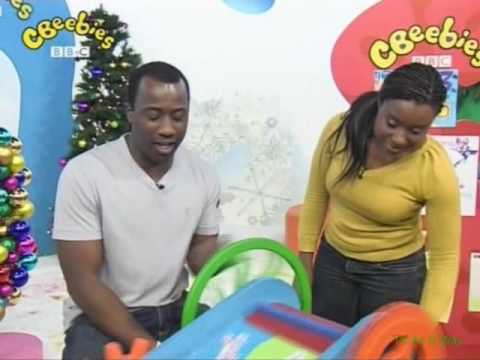 CBeebies Continuity - December 2005 (5)