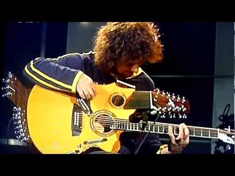 Pat Metheny  * live 2003 Germany  Pikasso gitar improvisation