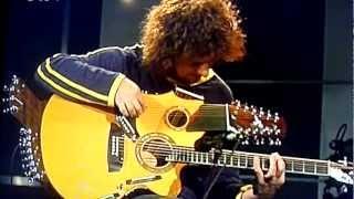 Pat Metheny  * live 2003 Germany  Pikasso gitar improvisation