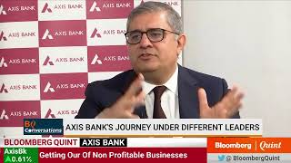 BQ Conversations With Axis Bank's Amitabh Chaudhry