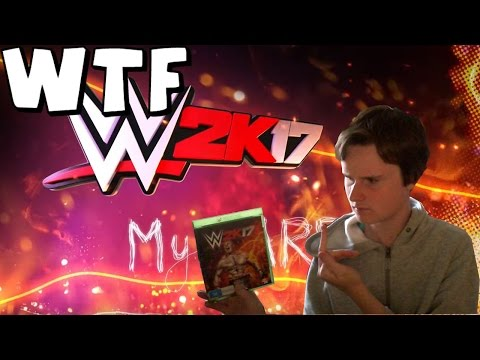 WWE 2K17 MY CAREER SUCKS