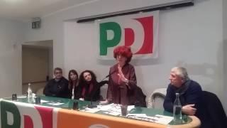 Ministro Fedeli a Brindisi per mozione Renzi