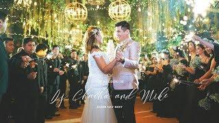 Dj Chacha Balba and Mike Guevara | On Site Wedding Film by Nice Print Photography